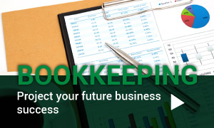 Bookkeeping | Project your future business success
